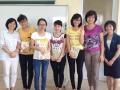 201407_N3キックオフ(1期生) 優秀な成績を収めた学生