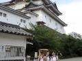 201607_日本招待研修旅行 毎年人気の和歌山城観光